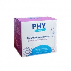 Sérum physiologique Gilbert 20x5ml