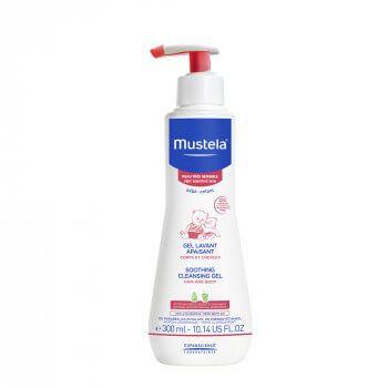 Gel lavant apaisant Mustela 300ml