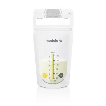 Sachets de conservation pour lait maternel 50 unités - Medela