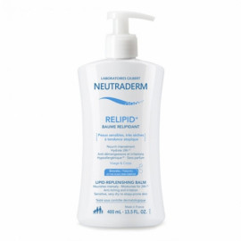 Baume Relipidant Neutraderm Relipid+ 400ml