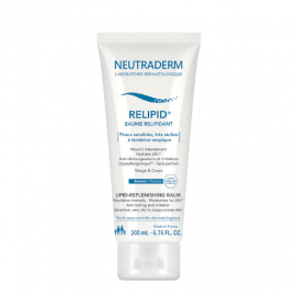 Baume Relipidant Neutraderm Relipid+ 200ml