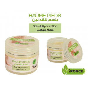 Baume pour pieds Iponce