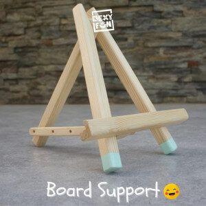 Support - Board éducatif Montessori Dexyboard