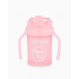 Tasse à Bec Anti-fuites 230ml Twistshake Rose