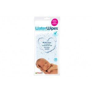 Lingettes WaterWipes Classiques x28