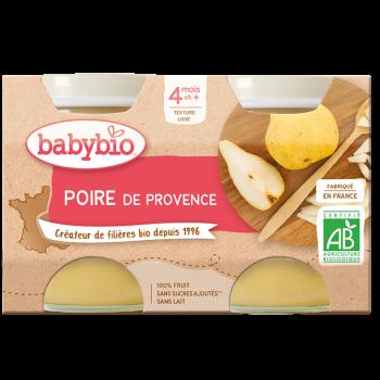 Petit Pot Poire (Dès 4mois) Babybio