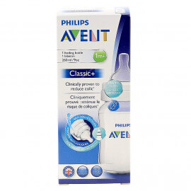 Biberon Avent Anti-colic 260ml