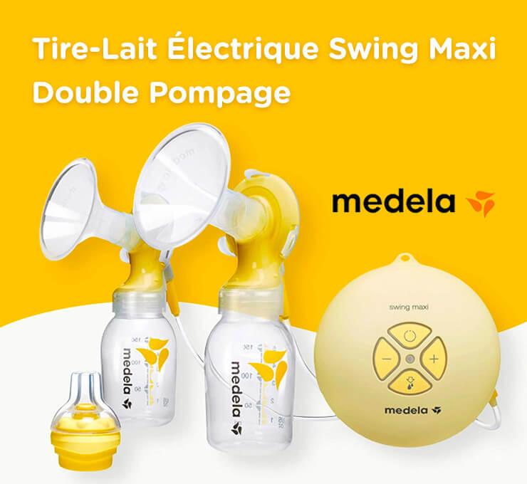Tire-lait Swing Maxi Medela Maroc